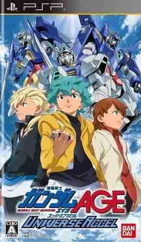 Descargar Kidou Senshi Gundam AGE Universe Accel [MULTI2][PATCH TODOS CFW][Bixu] por Torrent